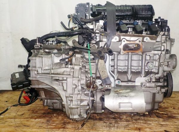 Двигатель Honda L13A - 4409780 CVT SE5A FF GE6 коса+комп 4
