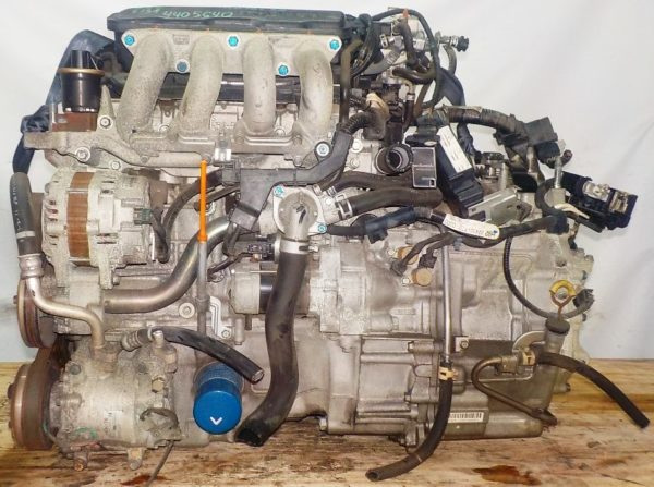 Двигатель Honda L13A - 4405640 CVT SE5A FF GE6 116 162 km коса+комп 1