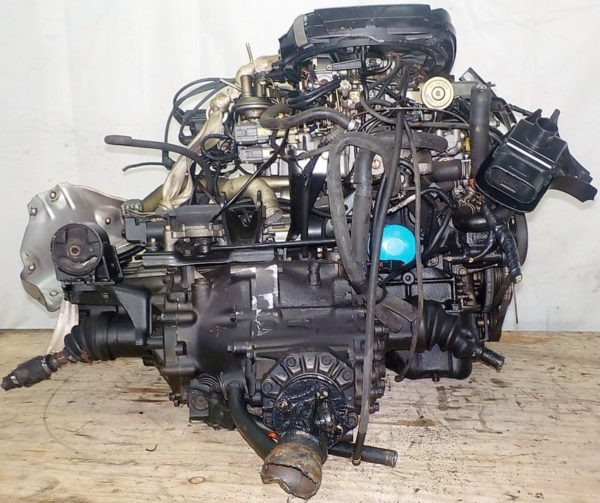 КПП Nissan GA15-DS MT FF 4WD 6