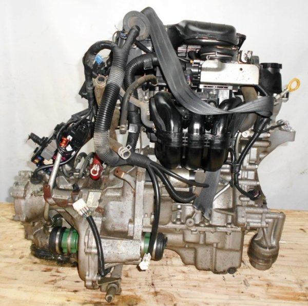 КПП Toyota 1KR-FE AT A4B-D-02A FF KGC10 4