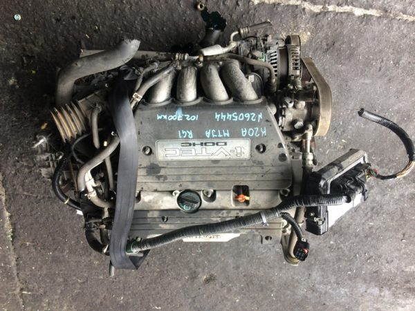 Двигатель Honda K20A - 2605444 AT MTJA FF RG1 102 700 km коса+комп 2
