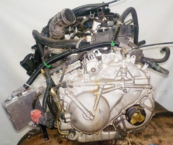 Двигатель Honda K24A - 5110046 AT MFHA FF RB1 коса+комп 8