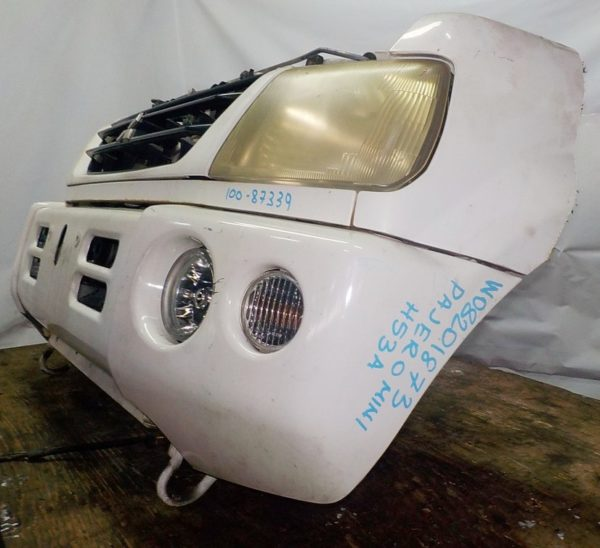 Ноускат Mitsubishi Pajero Mini, (1 model) (W08201873) 3