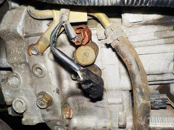 КПП Honda K24A CVT FF Odyssey, брак 1-го соленоида 3