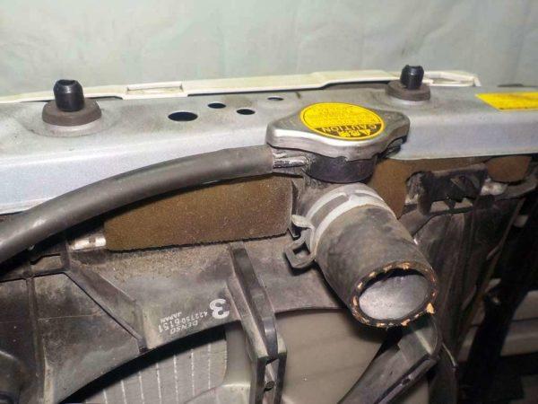 Ноускат Toyota Passo 30, (1 model) (W03201934) 7