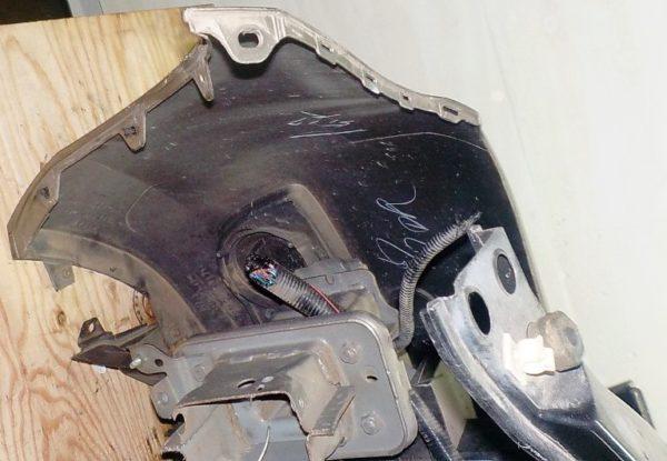 Ноускат Mazda Demio DY, (2 model) (E071827) 5