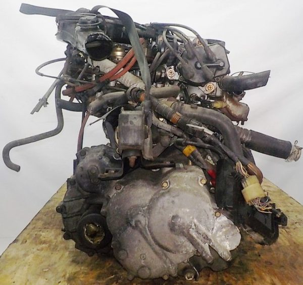 Двигатель Honda D13B - 1404502 AT S48A FF carburator 5