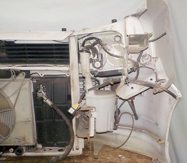 Ноускат Toyota bB 30 2000-2005 y., (2 model) xenon (W08201812) 7