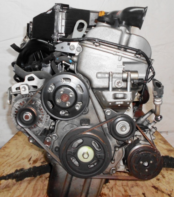 КПП Suzuki K12B CVT FF 6