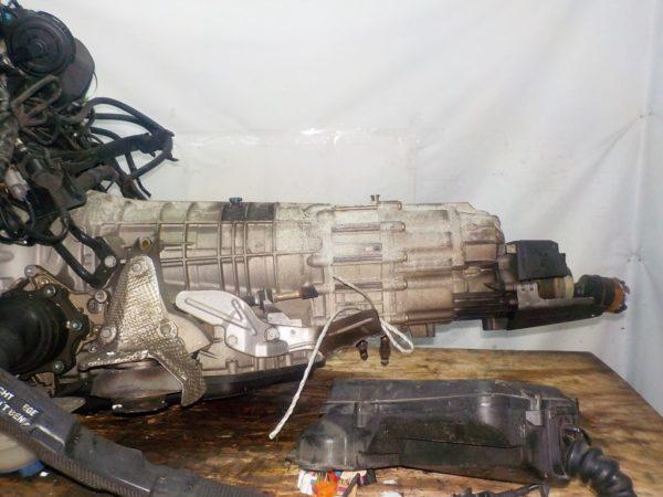 Двигатель Volkswagen AMX - 026299 AT FF коса+комп 5