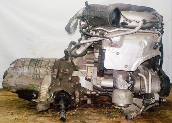 Двигатель Volkswagen AZX - 016738 AT FF 6