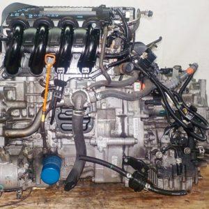 Двигатель Honda LEA - 3006627 CVT SD5A FF GP3 коса+комп 11