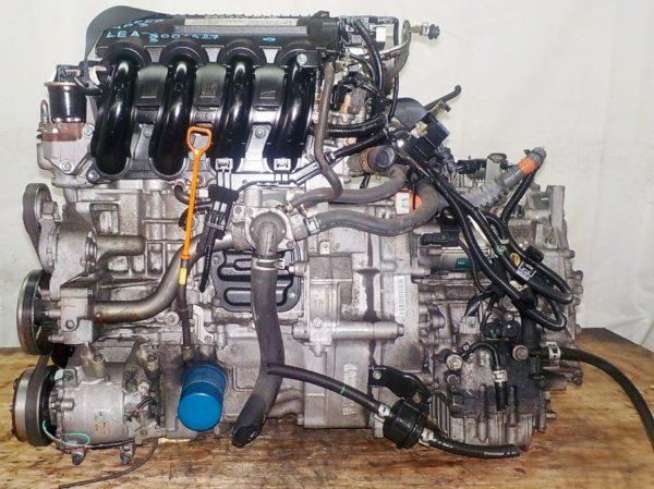 Двигатель Honda LEA - 3006627 CVT SD5A FF GP3 коса+комп 1