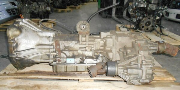АКПП Toyota 3S-FE AT FR 4WD (847) 3