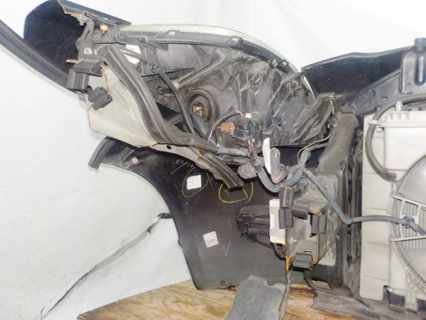 Ноускат Toyota Vitz 90, (1 model) (W101809) 8