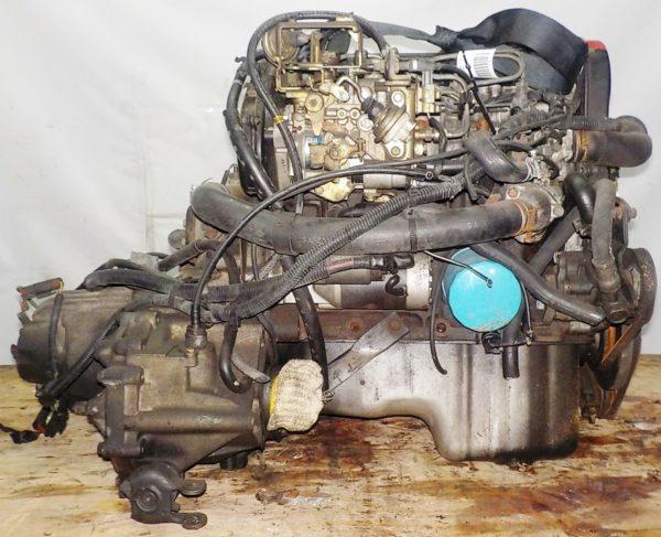 КПП Nissan CD17 MT FF 4