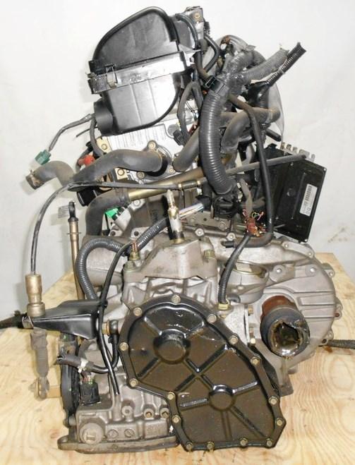 КПП Nissan CR14-DE AT RE4F03B FQ40 FF Z11 6