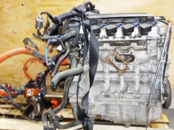 Двигатель Honda LDA - 1331354 CVT SPSA FF FD3 коса+комп, без КПП 3