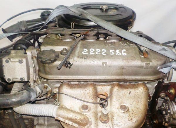 КПП Honda D13B AT FF, брак крышки КПП 2