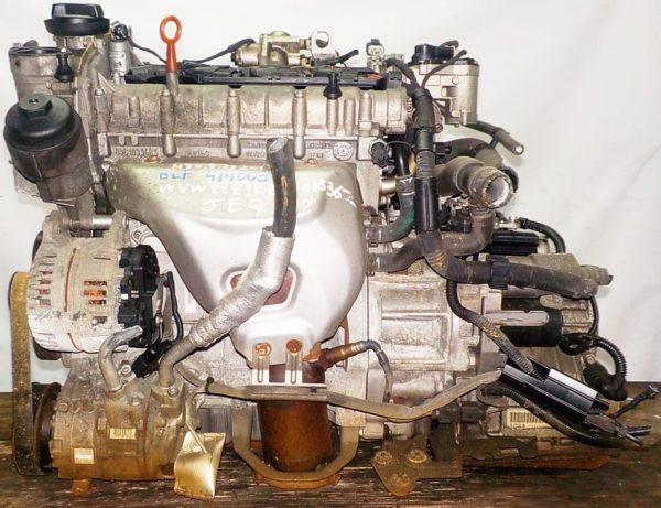 Двигатель Volkswagen BLF - 414003 AT FF 1