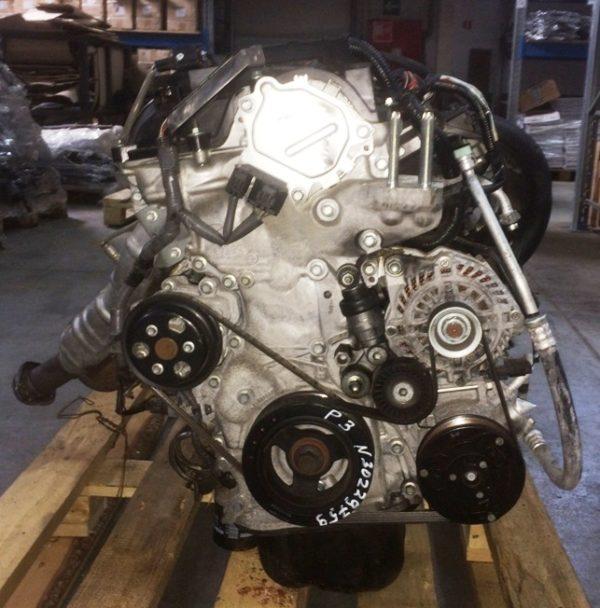 Двигатель Mazda P3 - 30229759 CVT FF DEJFS 90 000 km 3