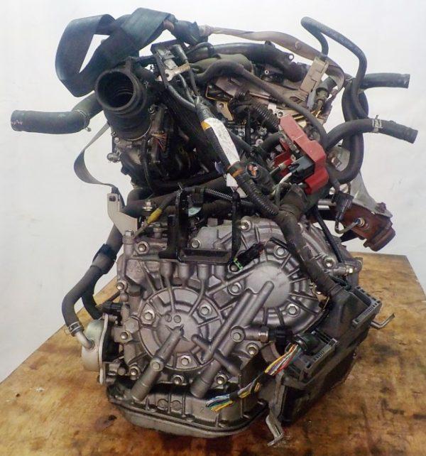Двигатель Toyota 1NZ-FE - C005237 CVT K210-02A FF NCP100 143 130 km электро дросель коса+комп 5