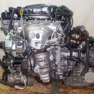 Двигатель Toyota 1NR-FE - 8127617 CVT K411-01A FF NSP120 коса+комп 9