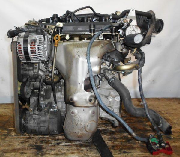 Двигатель Nissan QR20-DE - 375805A CVT RE0F06A FP54 FF TP12 139 000 km коса+комп 1