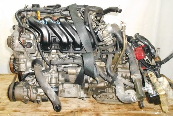 КПП Toyota 1NZ-FE CVT K210-02A FF NCP81 1