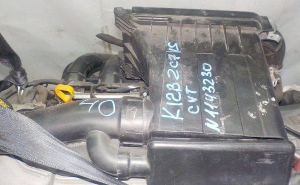Двигатель Suzuki K12B - 1143230 CVT ZC71S 101 000 km 2
