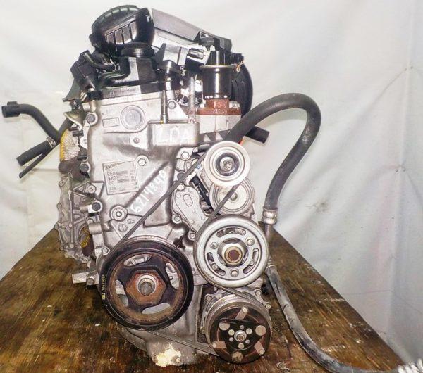Двигатель Honda LDA - 5214840 CVT SE7A FF GP1 коса+комп 4