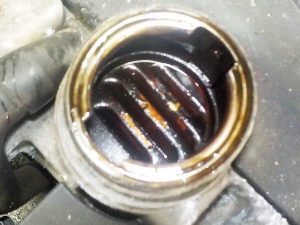 Двигатель Volvo B5244S - 3417083 FF 126 000 km 7