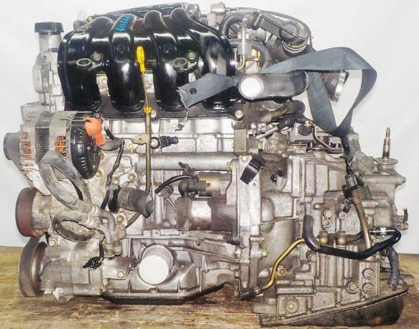 Двигатель Nissan MR18-DE - 011606A CVT RE0F08A FF 1