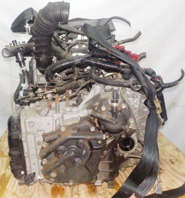 Двигатель Mitsubishi 4A90 - 0002754 CVT F1C1A FF Z21A 67 000 km коса+комп 5