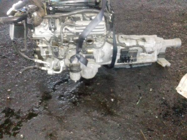 Двигатель Toyota 3GR-FSE - 0044774 AT A760E FR GRS182 95 000 km коса+комп 1