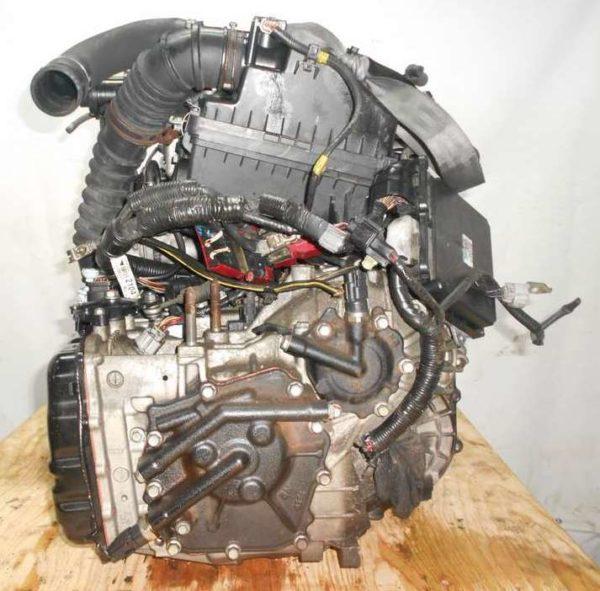 Двигатель Mitsubishi 4G15 - JR1753 CVT F1C1A FF Z27A 128 000 km 6