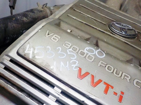 Двигатель Toyota 1MZ-FE - 4533500 AT FF 4WD Estima VVT-i 3