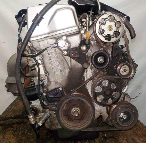 Двигатель Honda K24A - 5127726 AT MFHA FF Odyssey коса+комп 3
