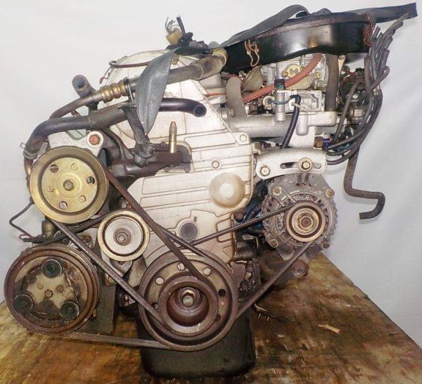 Двигатель Honda D13B - 1404502 AT S48A FF carburator 3