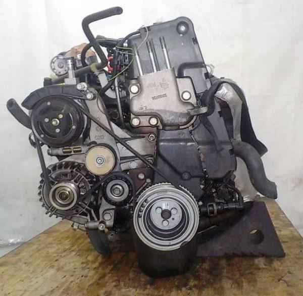 Двигатель Fiat 188A4000 - 2906622 AT FF коса+комп 3