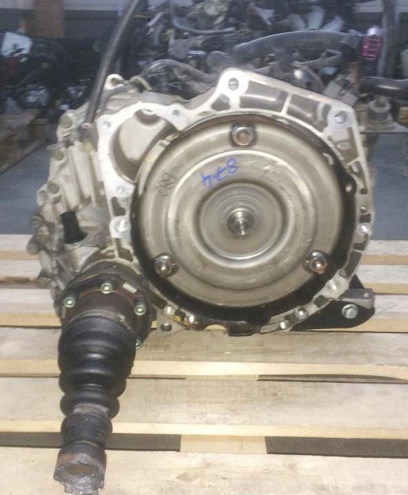 АКПП Volkswagen BBY AT FF (874) 1