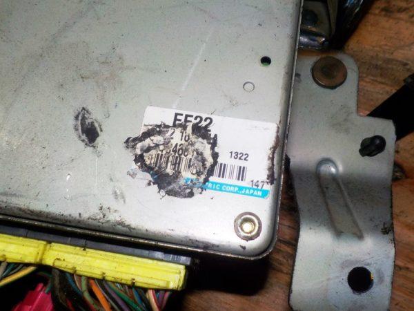 Двигатель Mazda FE - 989417 AT FR SGEW 159 000 km коса+комп 5