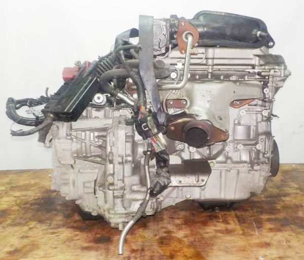 Двигатель Nissan HR15-DE - 078721B CVT RE0F08B GH54 FF E11 124 136 km коса+комп 4