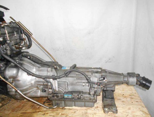Двигатель Toyota 1G-FE - 7000369 AT 03-70LS A42DE-04A FR GX110 BEAMS 172 300 km коса+комп 2