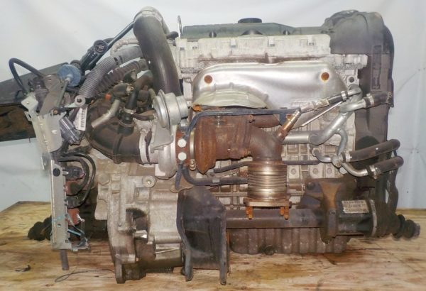 Двигатель Volvo B4204T - 2642775 AT 5