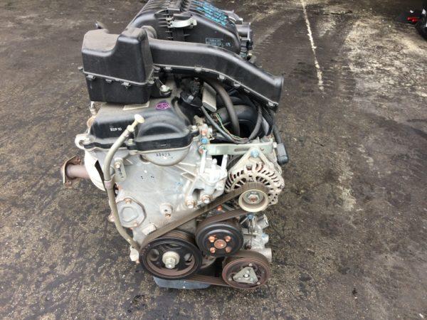 Двигатель Mitsubishi 3A90 - UAD3019 CVT FICJB FF A05A 74 500 km коса+комп 3