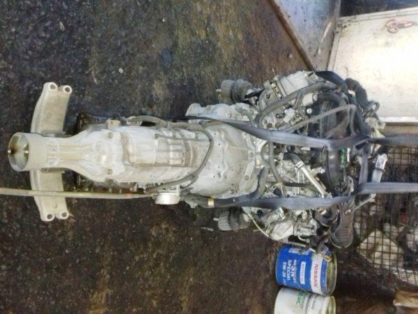 Двигатель Toyota 3GR-FSE - 0028039 AT A760E FR GRS182 коса+комп 5