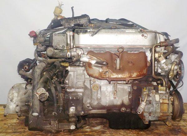 Двигатель Honda D13B - 1404502 AT S48A FF carburator 1
