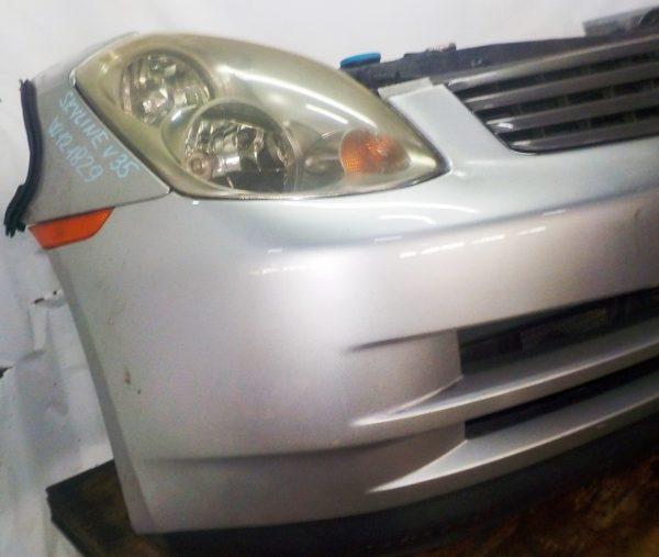 Ноускат Nissan Skyline 35, xenon (W121829) 2
