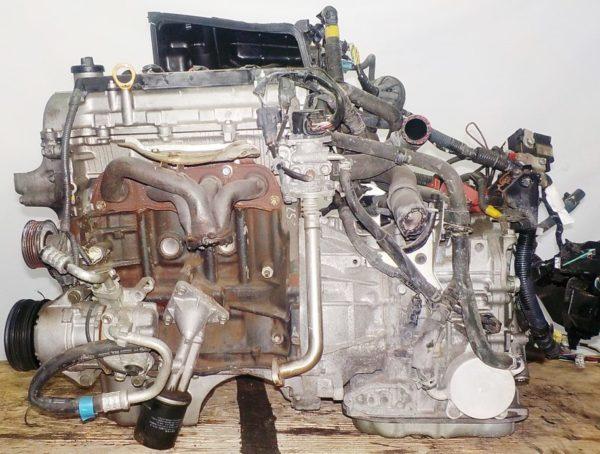 Двигатель Toyota 2SZ-FE - 1493680 CVT K410 FF коса+комп 1